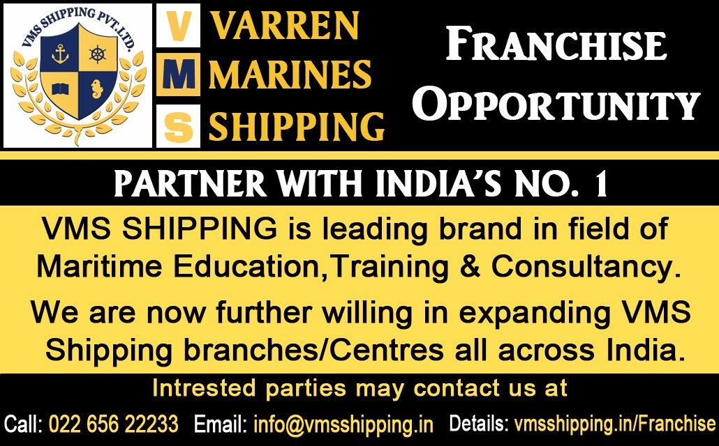 VMS_Shipping_Business_Oppurtunity